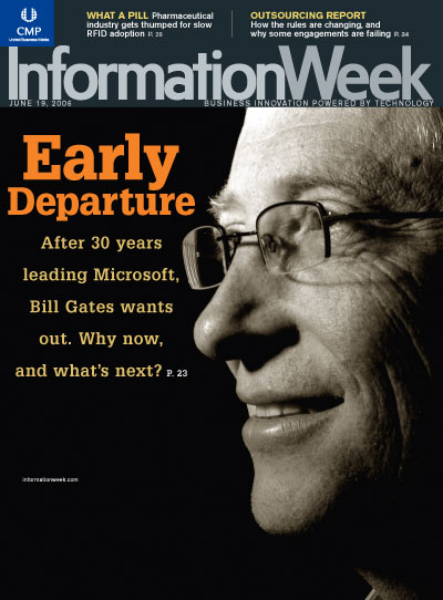Bill Gates on Information Week