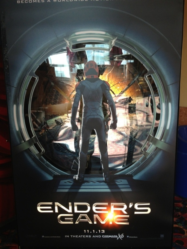 Ender's Game Display